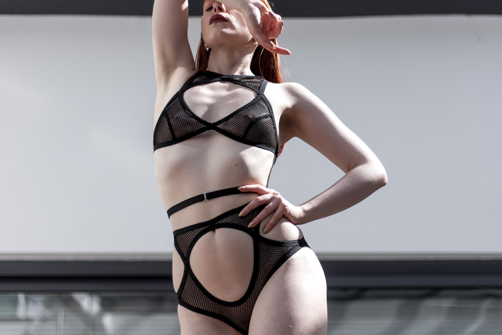 Hopeless Lingerie Rosie and Claudia Review - Morning Madonna